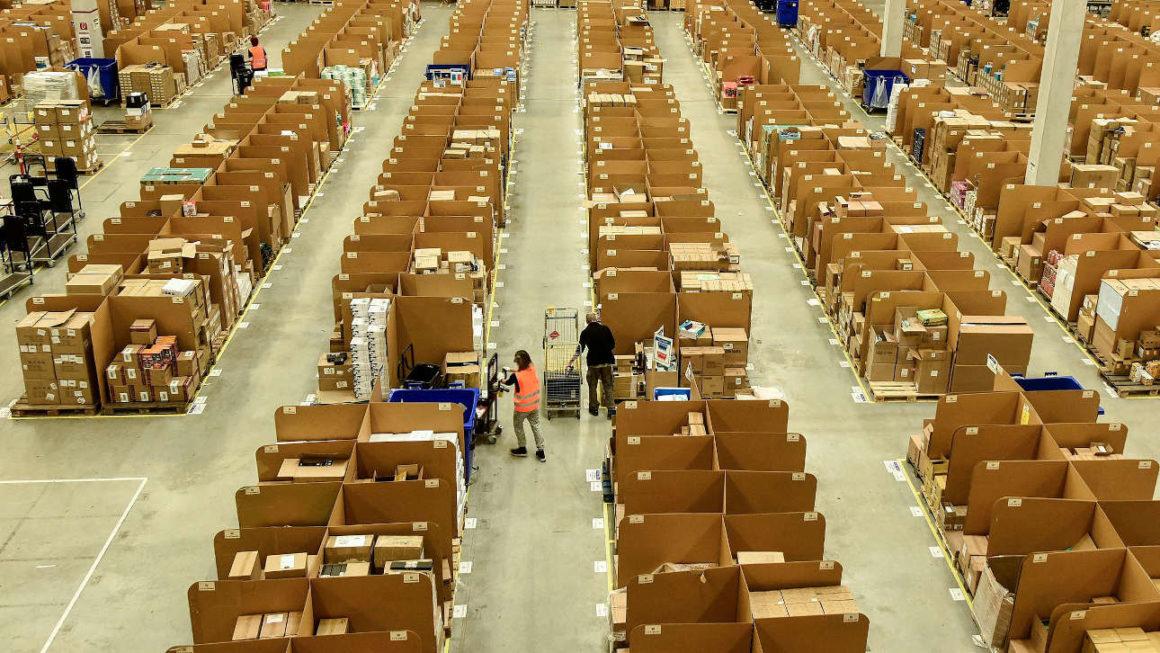 Amazon - auf dem Weg zur Kohlenstoff-Neutralität ?