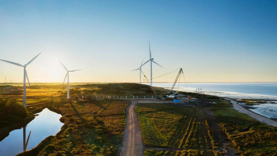 Netto-Null-Kohlenstoff von Apple durch erneuerbare Energie