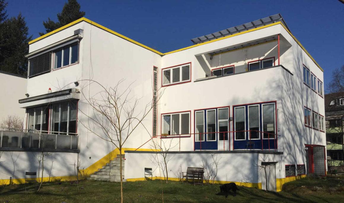 Bauhaus - Stil Doppelwohnhaus in Berlin