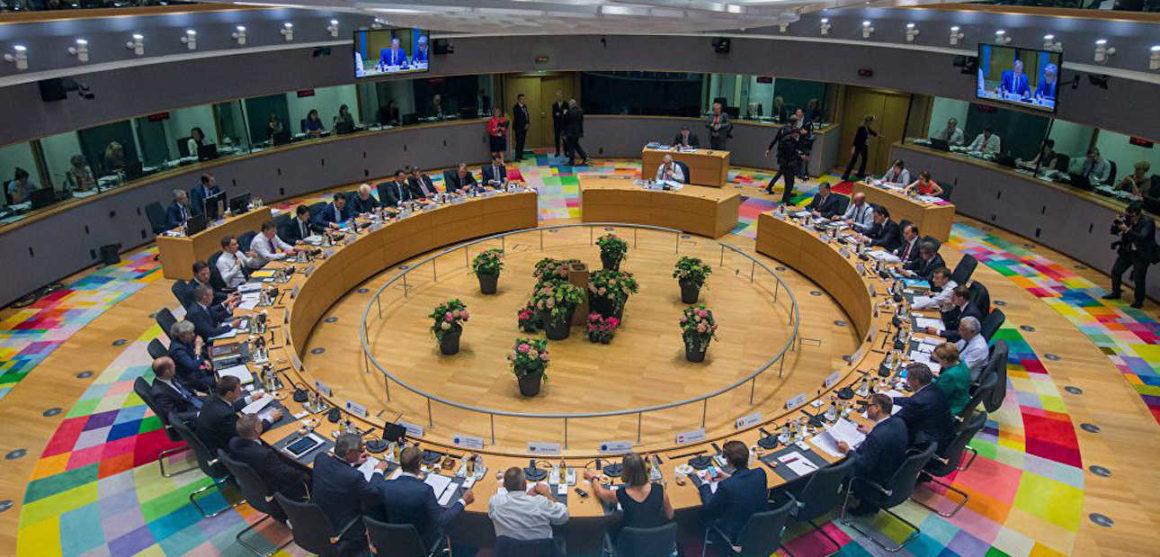 Europäischer Rat - Gipfeltreffen in Brüssel