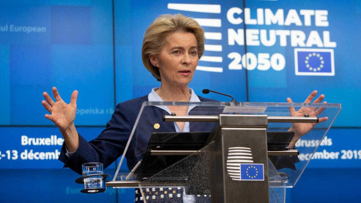 Grüne Anleihen - EU Green Deal