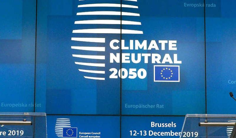 Klimaneutralität - Pariser Klimaabkommen