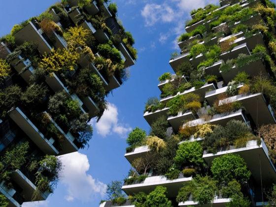 Grüne Architektur - Bosco verticale Mailand