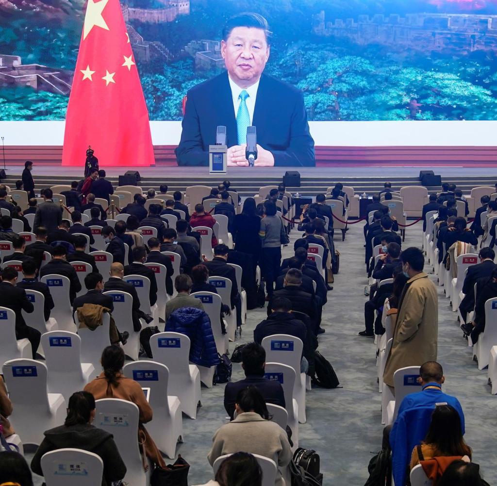 Klimaziele Chinas