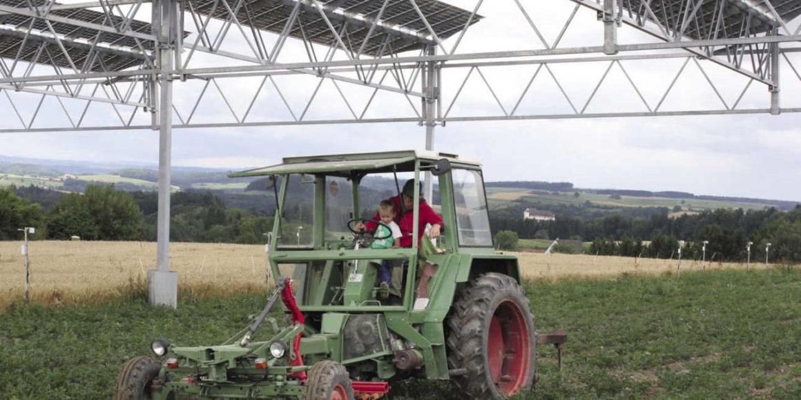 Agro-Photovoltaikanlagen - Kombinationsanlagen - Landwirtschaftliche Anlagen - PV
