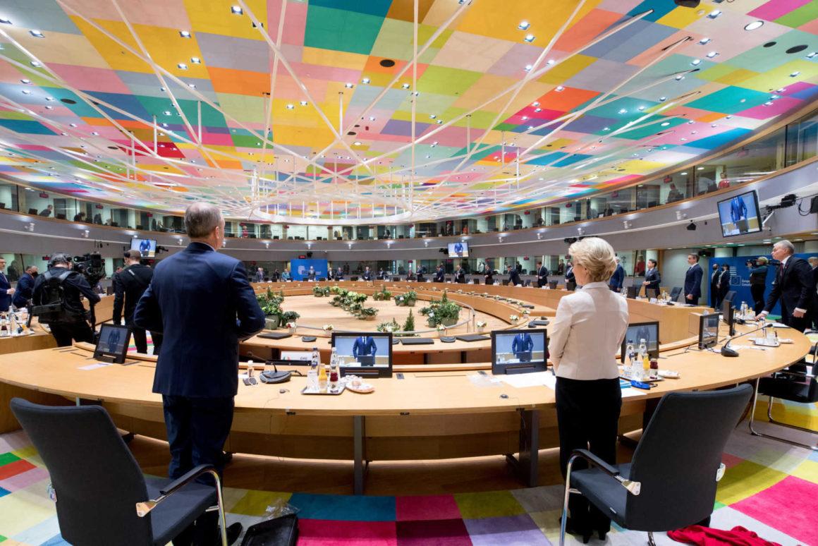 EU-Gipfel im Dezember 2020