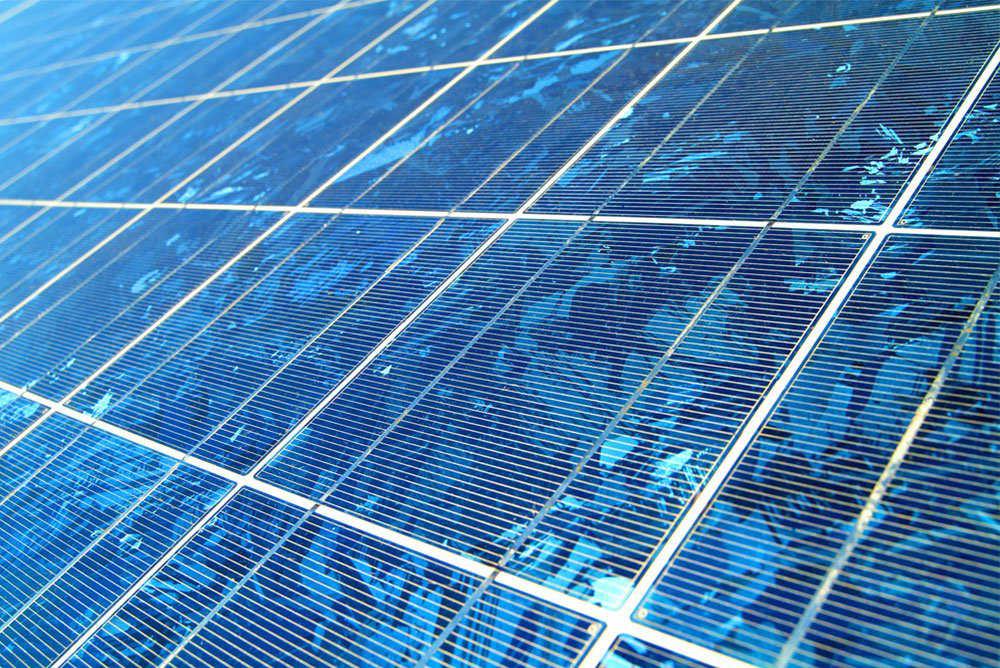 Solarzellen aus polykristallinem Silizium
