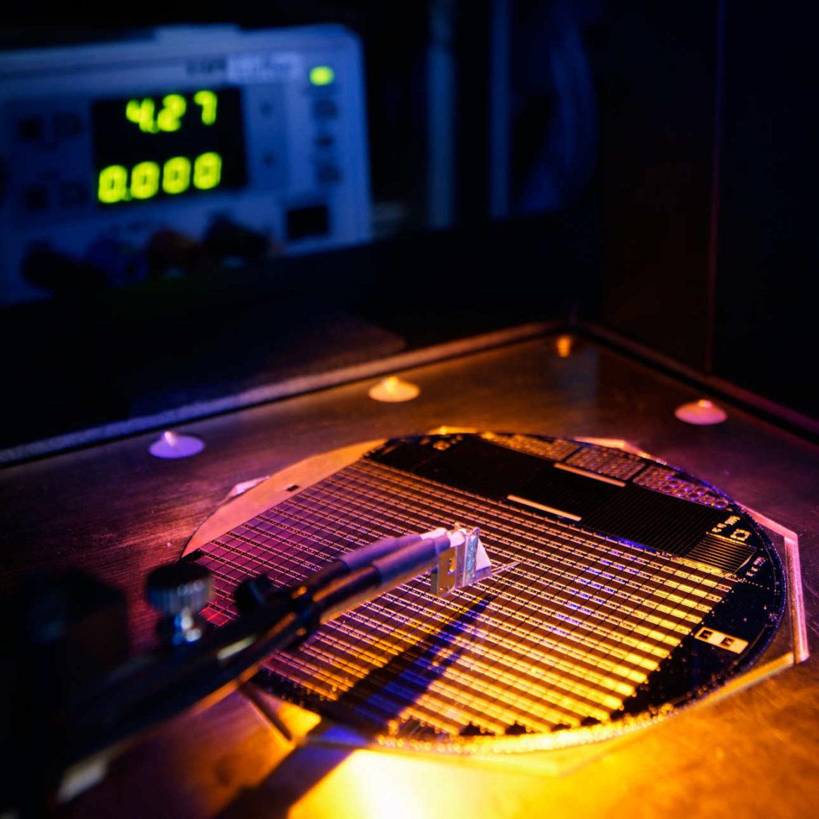 Solarzelle Weltrekord Fraunhofer ISE
