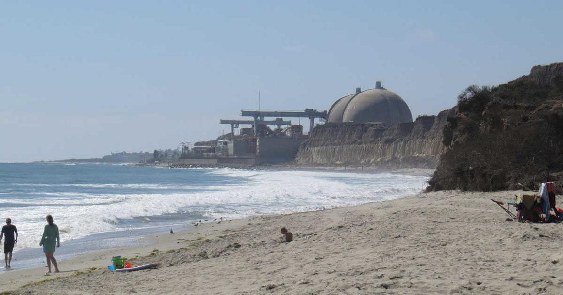 Atomkraftwerk am Meer