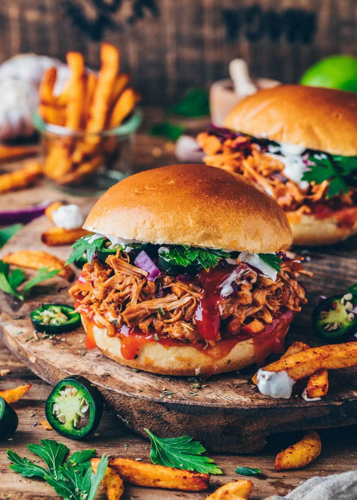 Veggie-Burger