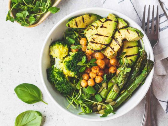 Fleischkonsum oder Vegetarische Ernährung